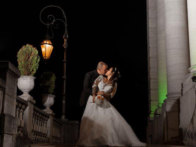Le nozze di Betty e Moreno