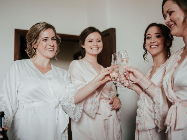Il matrimonio di Chantelle e Luke a Fiumicino, Roma 6