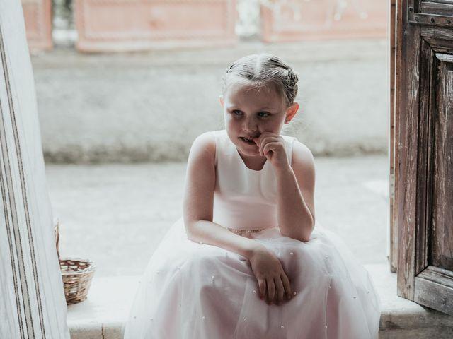 Il matrimonio di Chantelle e Luke a Fiumicino, Roma 14
