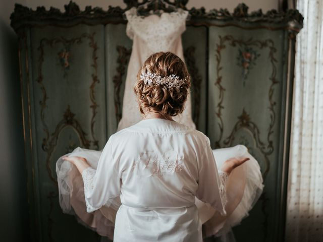 Il matrimonio di Chantelle e Luke a Fiumicino, Roma 15