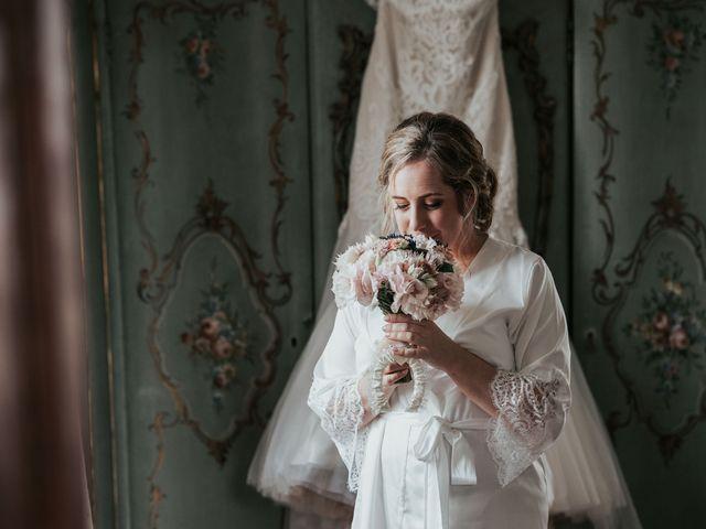 Il matrimonio di Chantelle e Luke a Fiumicino, Roma 16