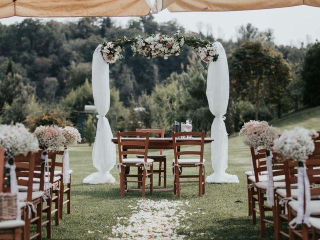 Il matrimonio di Chantelle e Luke a Fiumicino, Roma 17
