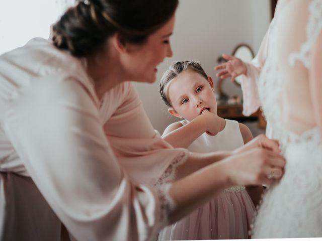 Il matrimonio di Chantelle e Luke a Fiumicino, Roma 18