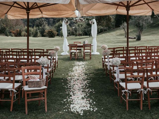 Il matrimonio di Chantelle e Luke a Fiumicino, Roma 19