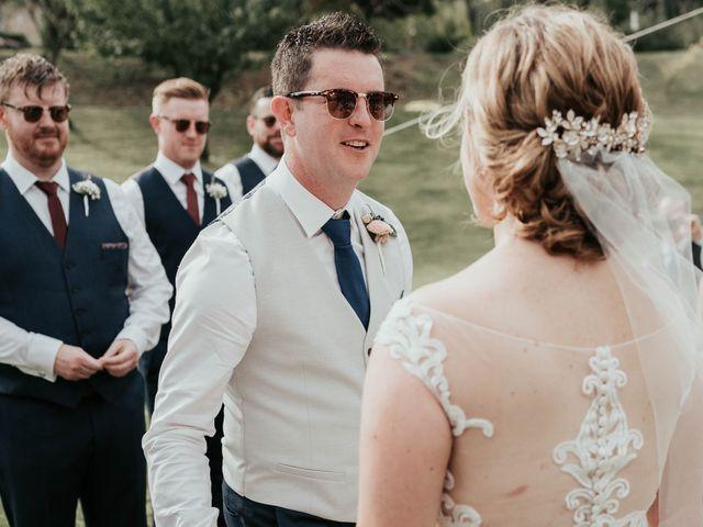 Il matrimonio di Chantelle e Luke a Fiumicino, Roma 28