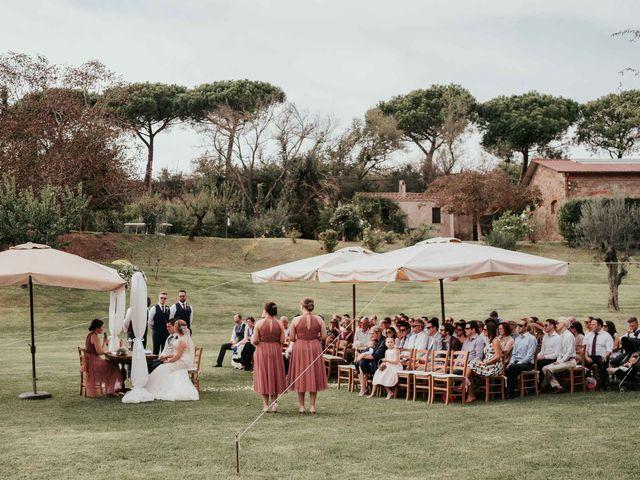 Il matrimonio di Chantelle e Luke a Fiumicino, Roma 29