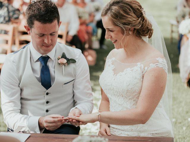 Il matrimonio di Chantelle e Luke a Fiumicino, Roma 32