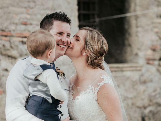 Il matrimonio di Chantelle e Luke a Fiumicino, Roma 37