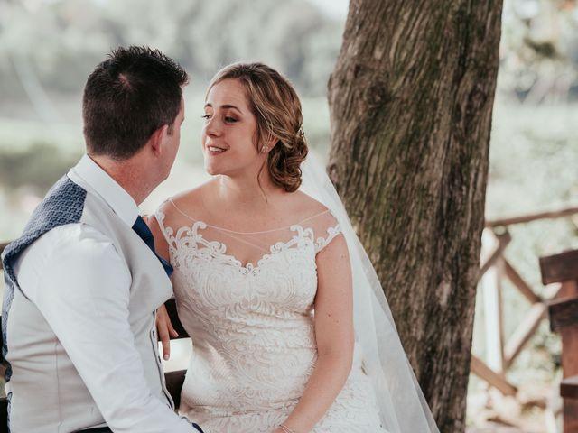 Il matrimonio di Chantelle e Luke a Fiumicino, Roma 38