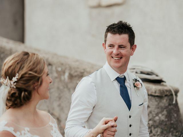 Il matrimonio di Chantelle e Luke a Fiumicino, Roma 39
