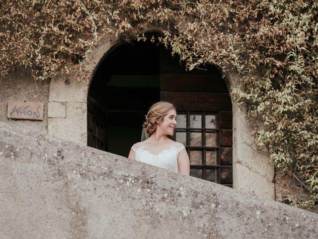 Il matrimonio di Chantelle e Luke a Fiumicino, Roma 40