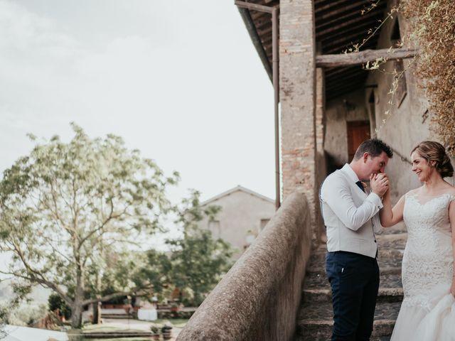 Il matrimonio di Chantelle e Luke a Fiumicino, Roma 41