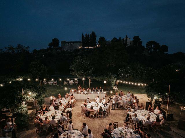 Il matrimonio di Chantelle e Luke a Fiumicino, Roma 53