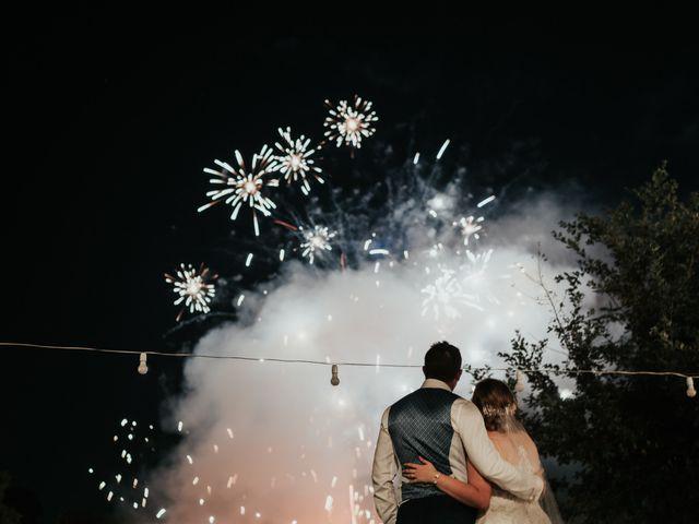 Le nozze di Luke e Chantelle