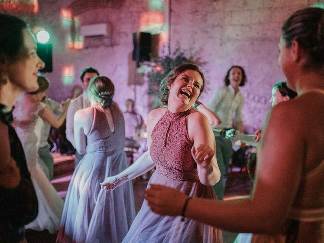 Il matrimonio di Chantelle e Luke a Fiumicino, Roma 60