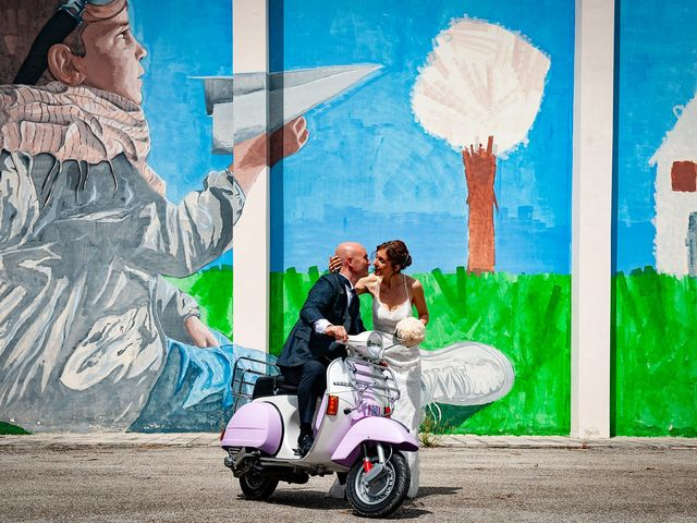 Le nozze di Gianluca e Vanessa