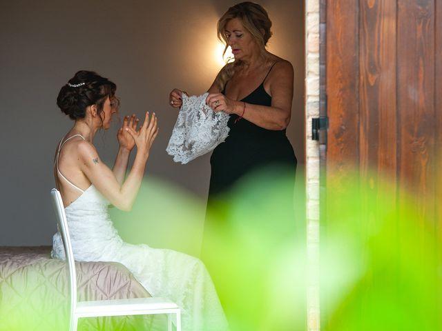 Il matrimonio di Vanessa e Gianluca a Montecassiano, Macerata 8
