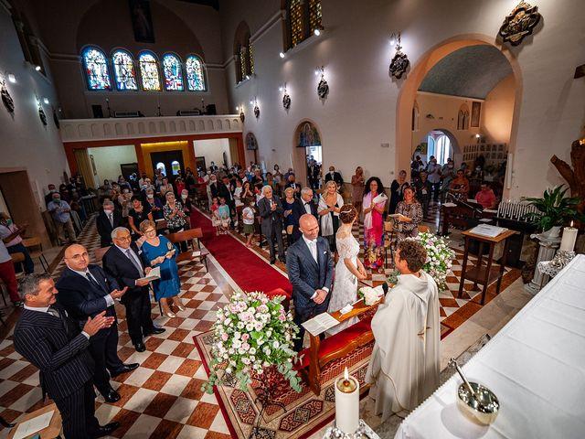 Il matrimonio di Vanessa e Gianluca a Montecassiano, Macerata 13
