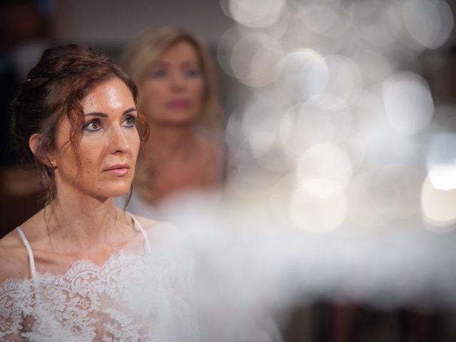Il matrimonio di Vanessa e Gianluca a Montecassiano, Macerata 15