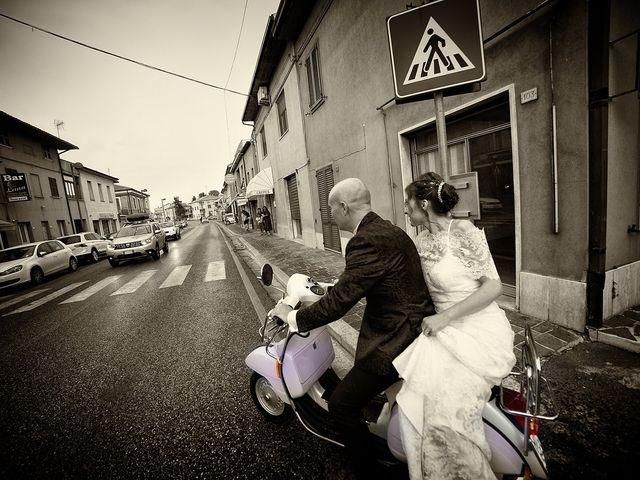 Il matrimonio di Vanessa e Gianluca a Montecassiano, Macerata 18