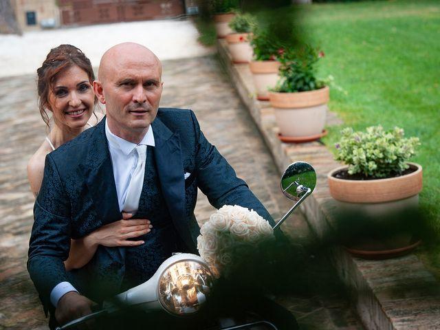 Il matrimonio di Vanessa e Gianluca a Montecassiano, Macerata 22