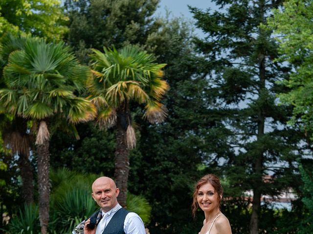 Il matrimonio di Vanessa e Gianluca a Montecassiano, Macerata 24