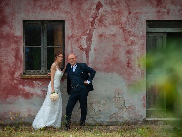 Il matrimonio di Vanessa e Gianluca a Montecassiano, Macerata 28