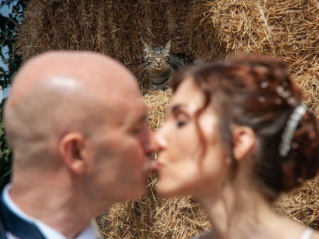 Il matrimonio di Vanessa e Gianluca a Montecassiano, Macerata 32