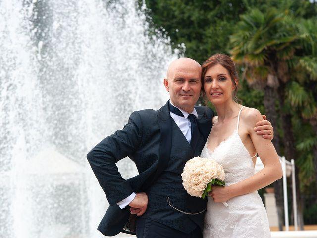 Il matrimonio di Vanessa e Gianluca a Montecassiano, Macerata 34