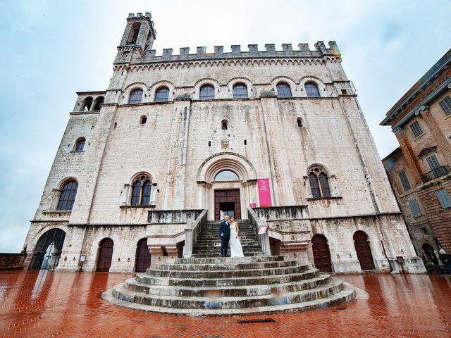 Il matrimonio di Vanessa e Gianluca a Montecassiano, Macerata 42