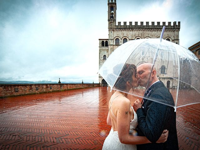 Il matrimonio di Vanessa e Gianluca a Montecassiano, Macerata 44