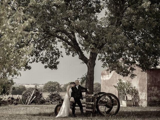 Il matrimonio di Vanessa e Gianluca a Montecassiano, Macerata 49