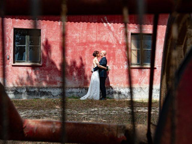 Il matrimonio di Vanessa e Gianluca a Montecassiano, Macerata 50