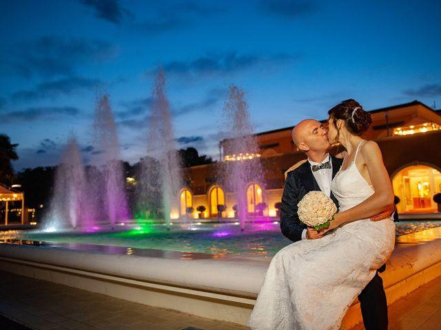 Il matrimonio di Vanessa e Gianluca a Montecassiano, Macerata 55