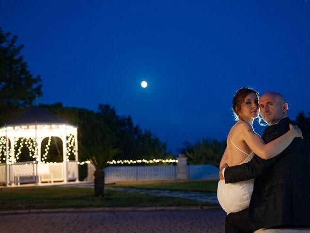 Il matrimonio di Vanessa e Gianluca a Montecassiano, Macerata 56