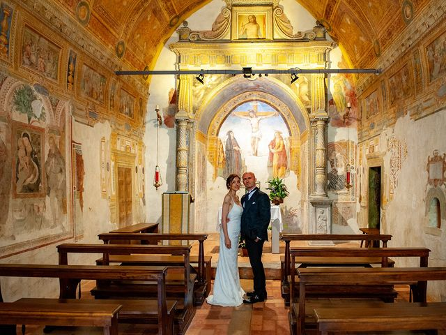 Il matrimonio di Vanessa e Gianluca a Montecassiano, Macerata 57