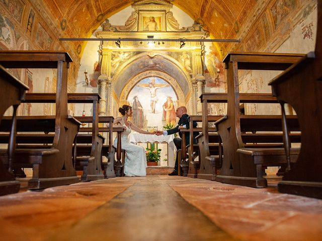 Il matrimonio di Vanessa e Gianluca a Montecassiano, Macerata 58