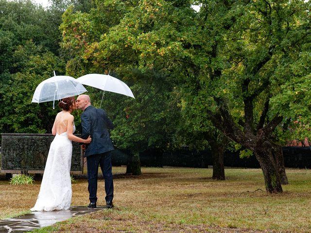 Il matrimonio di Vanessa e Gianluca a Montecassiano, Macerata 59