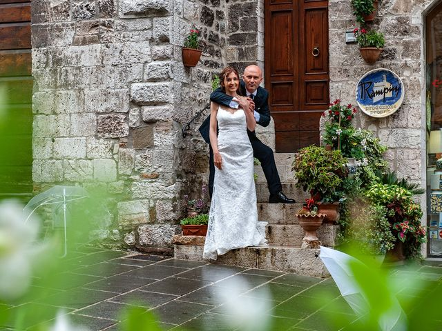 Il matrimonio di Vanessa e Gianluca a Montecassiano, Macerata 63