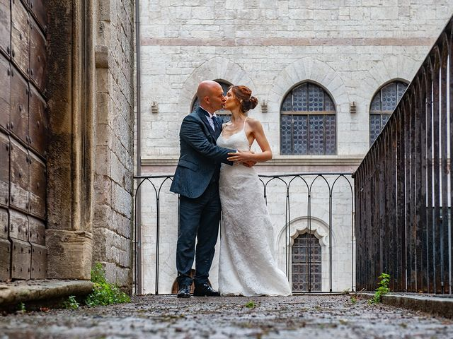 Il matrimonio di Vanessa e Gianluca a Montecassiano, Macerata 64