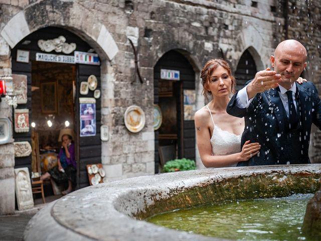 Il matrimonio di Vanessa e Gianluca a Montecassiano, Macerata 65