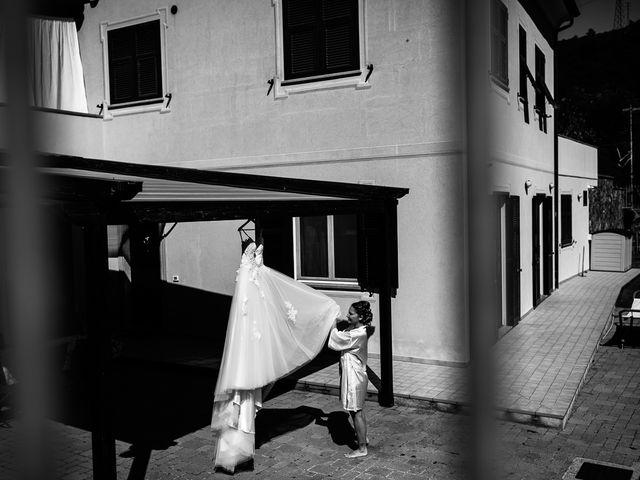 Il matrimonio di Andrea e Micol a Finale Ligure, Savona 17