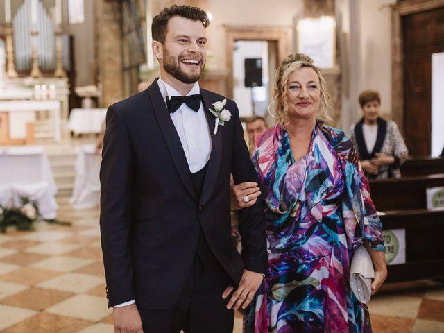 Il matrimonio di Filippo e Elena a Verona, Verona 12