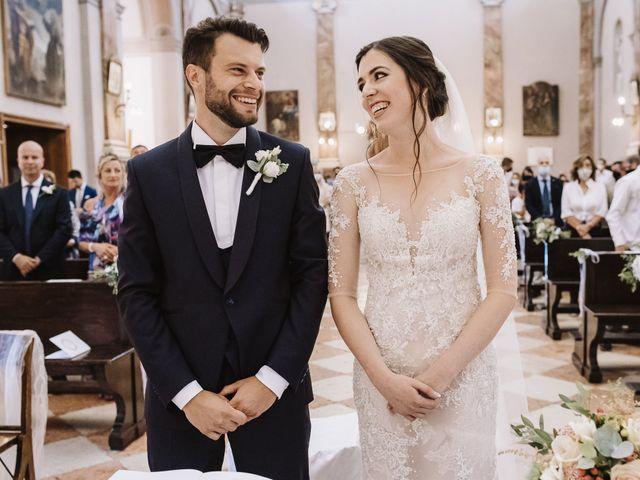 Il matrimonio di Filippo e Elena a Verona, Verona 13