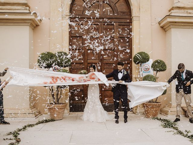 Il matrimonio di Filippo e Elena a Verona, Verona 17