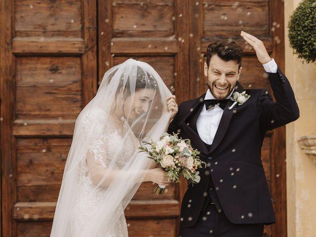 Il matrimonio di Filippo e Elena a Verona, Verona 18