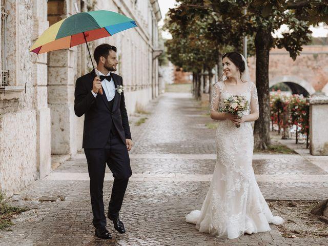 Il matrimonio di Filippo e Elena a Verona, Verona 22