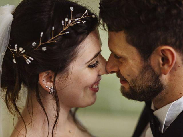 Il matrimonio di Filippo e Elena a Verona, Verona 25