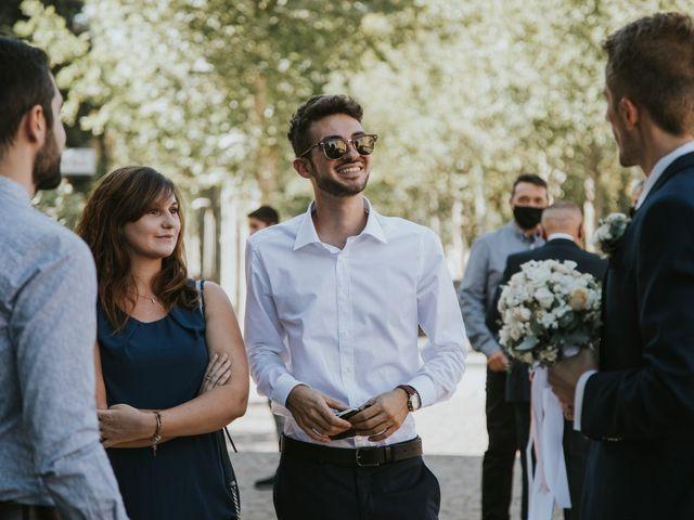 Il matrimonio di Riccardo e Giorgia a Bologna, Bologna 39