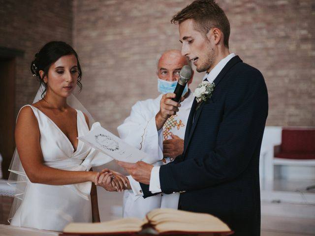 Il matrimonio di Riccardo e Giorgia a Bologna, Bologna 70